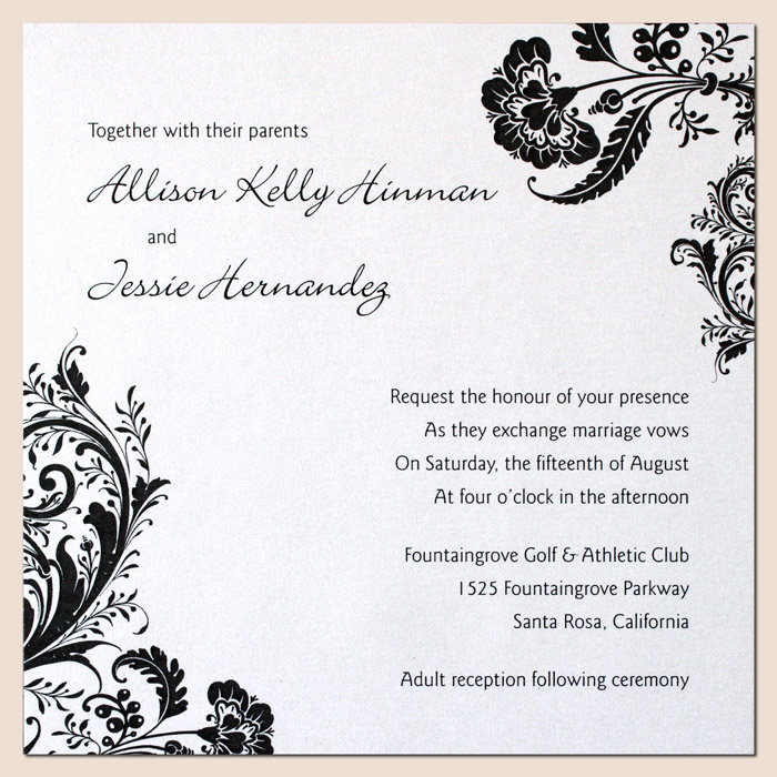 Wedding-Invitation-Ideas-with-Frame
