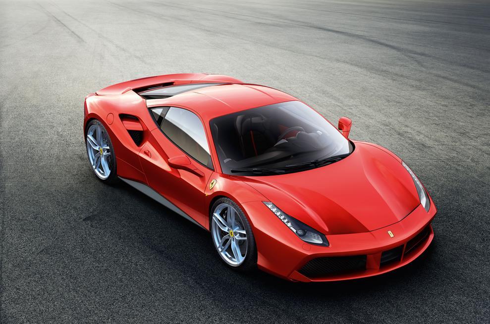 Ferrari 488 GT Image 2