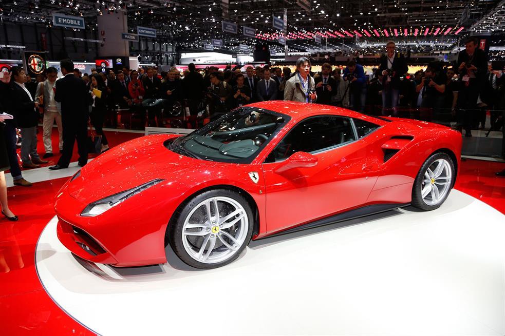 Ferrari 488 GT Image 3
