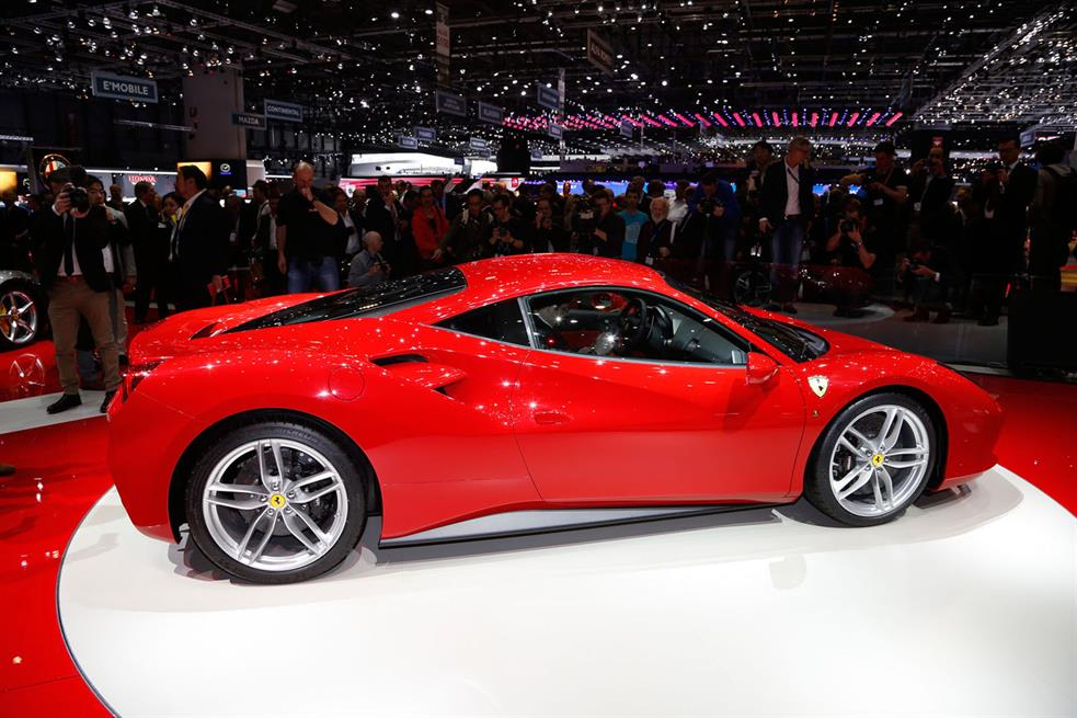 2015 Ferrari 488 Gtb Engine And Price Review