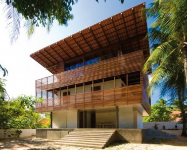 Awesome Tropical Modern Architecture Design