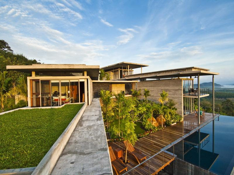 Tropical Modern Architecture for Your House Design Ideas ...