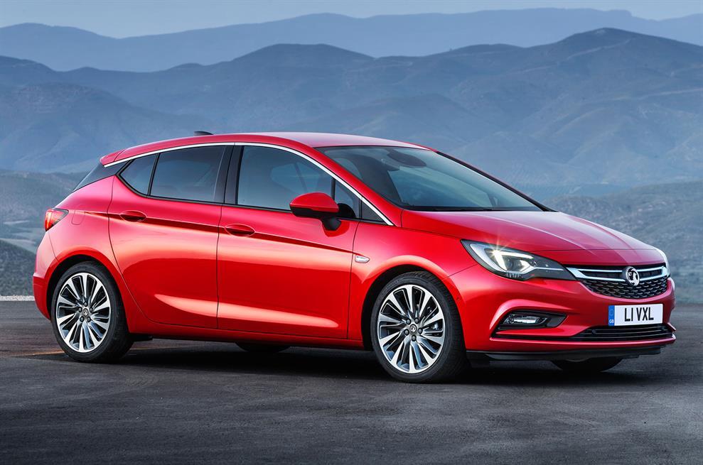 Vauxhall Astra Image 2