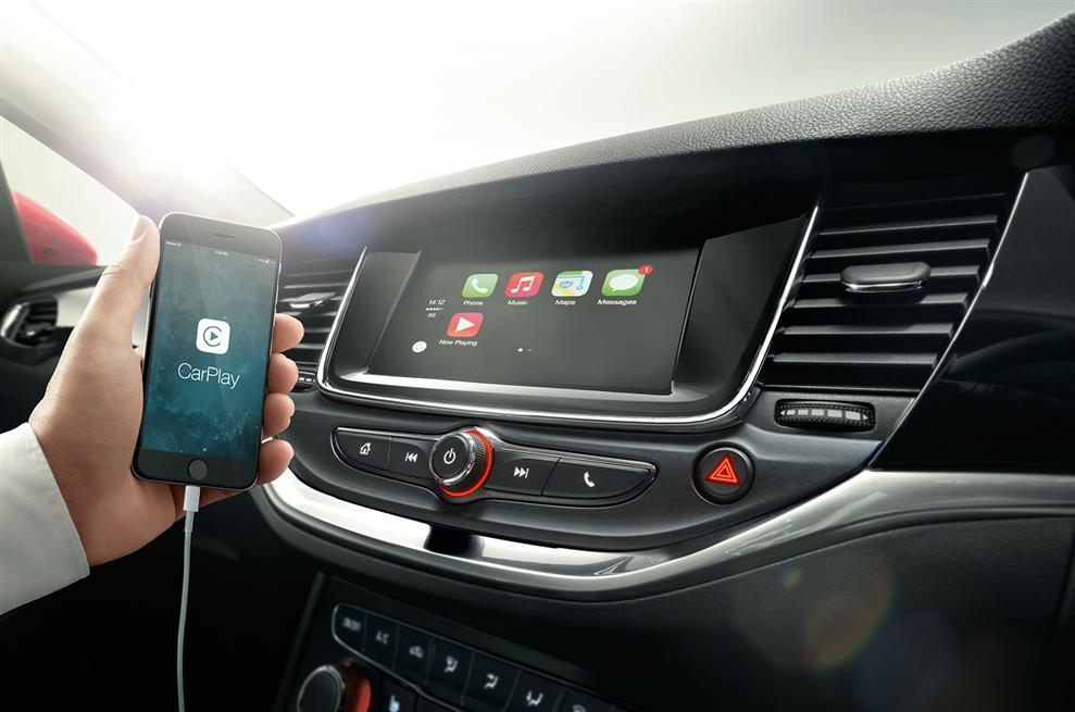 Vauxhall Astra Image 6