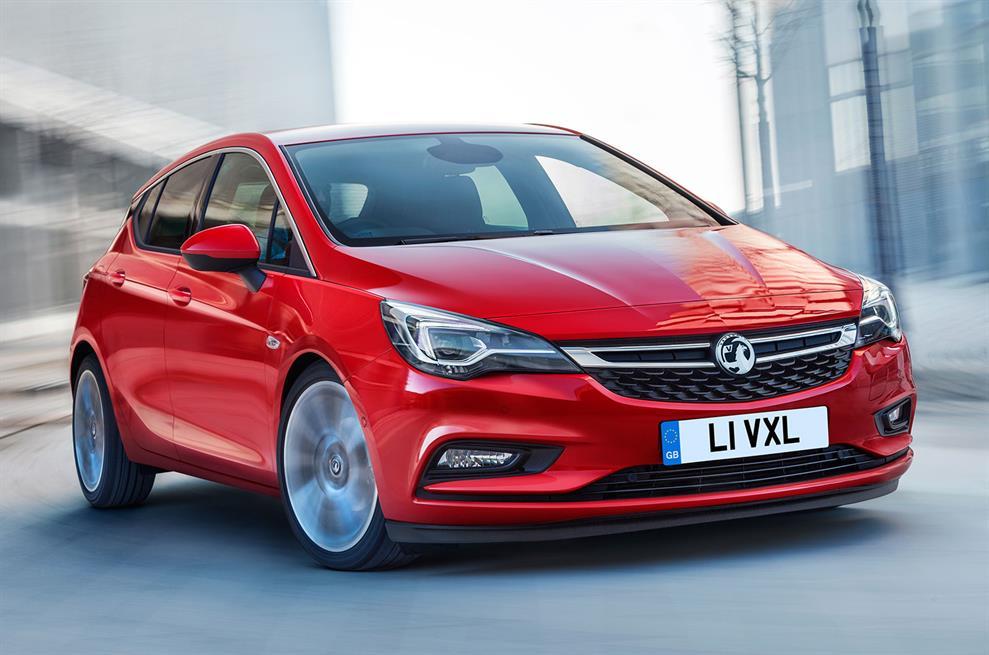 Vauxhall Astra Image